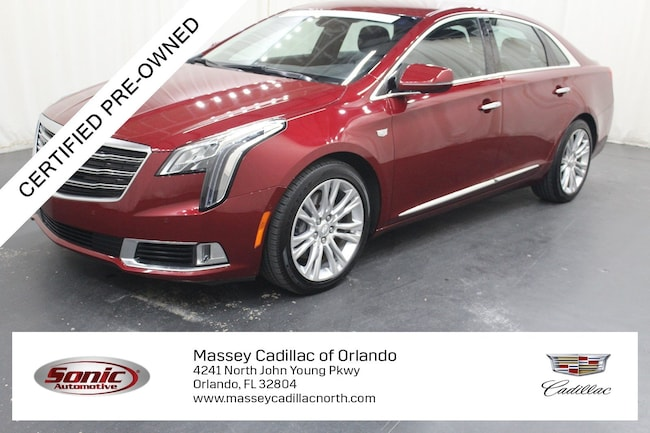 Cadillac Fort Myers >> Used 2018 Cadillac Xts For Sale In Fort Myers Fl Stock