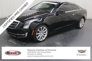 Used 2017 CADILLAC ATS 2.0L Turbo Luxury Coupe in Fort Myers