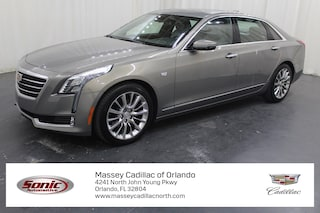 Used 2017 CADILLAC CT6 2.0L Turbo Luxury Sedan in Fort Myers