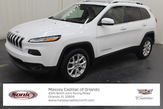 Used 2016 Jeep Cherokee Latitude FWD SUV in Fort Myers