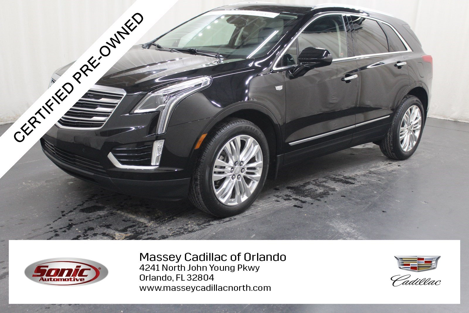 2017 cadillac xt5 premium luxury for sale in clearwater fl stock phz108333
