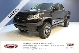 Used 2017 Chevrolet Colorado ZR2 Truck Crew Cab for sale in Fort Myers, FL