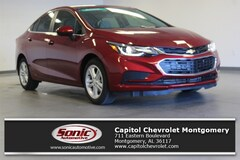 New 2018 Chevrolet Cruze LT Auto Sedan in Montgomery