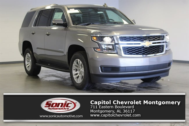 New 2019 Chevrolet Tahoe LS SUV in Montgomery