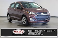 New 2019 Chevrolet Spark LS CVT Hatchback in Montgomery