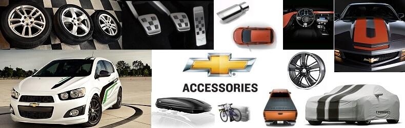 Capitol Chevrolet Montgomery Alabama >> Genuine Chevrolet Accessories in Montgomery, Alabama