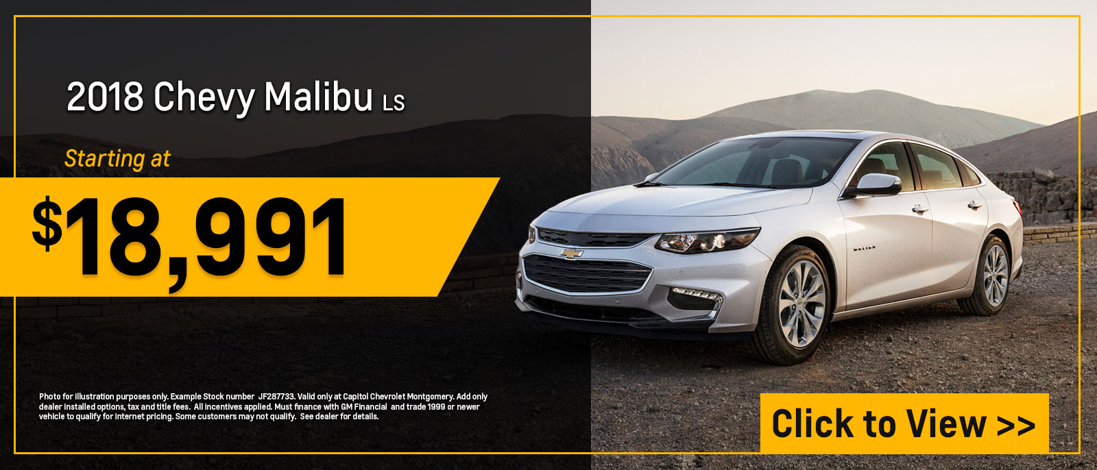 Capitol Chevrolet Montgomery New Chevy Used Car Dealership Jpg 1199x514 Capitol  Chevrolet Montgomery Alabama