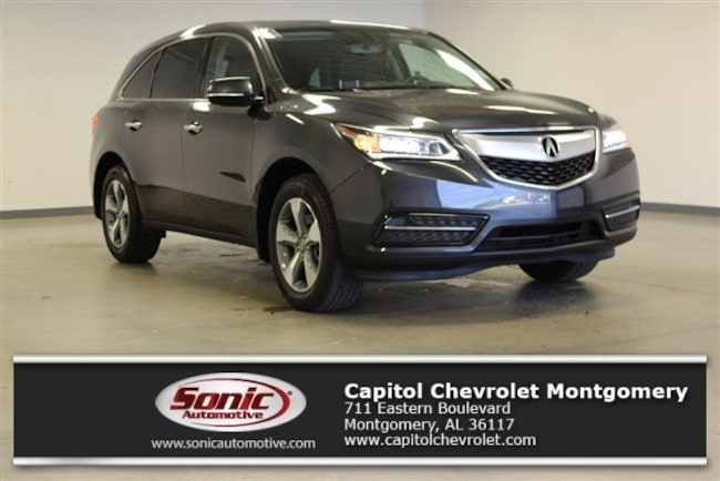2016 Acura MDX FWD 4dr SUV