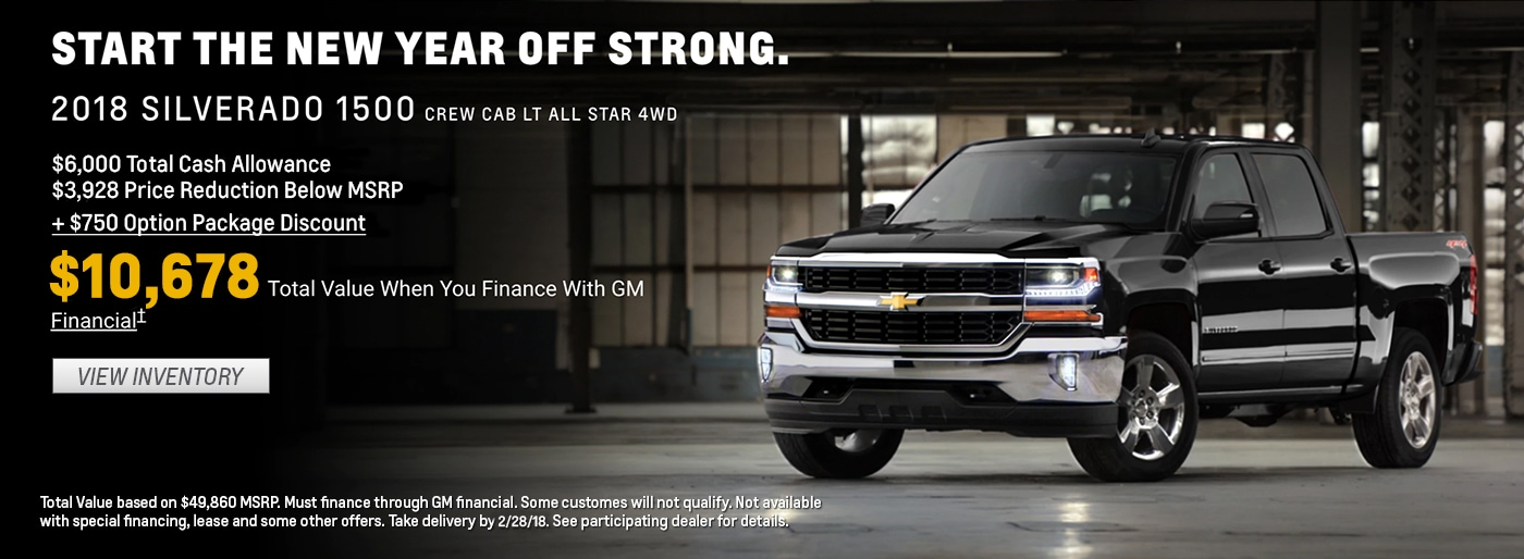 Capitol Chevrolet Montgomery | New Chevy & Used Car Dealership
