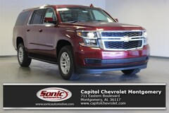 New 2019 Chevrolet Suburban LS SUV in Montgomery