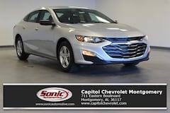 New 2019 Chevrolet Malibu LS w/1LS Sedan in Montgomery