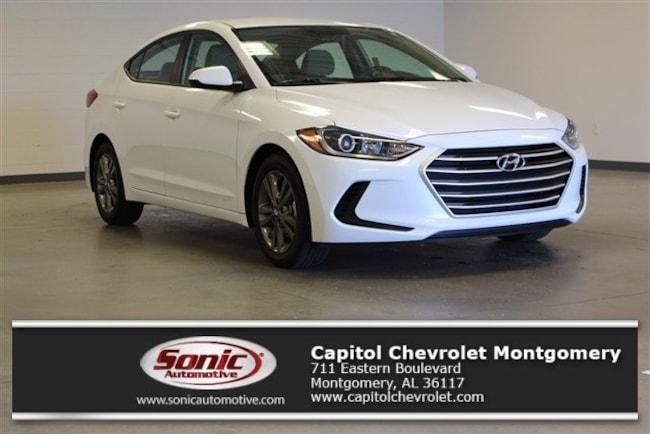 Used 2017 Hyundai Elantra SE  2.0L Auto Alabama *Ltd Avail* Sedan for sale in Montgomery, AL