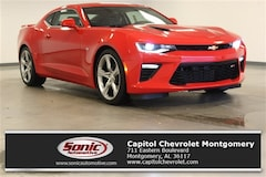 Used 2018 Chevrolet Camaro SS 2dr Cpe  w/1 Coupe for sale in Montgomery, AL