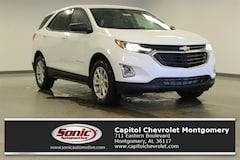 New 2019 Chevrolet Equinox LS SUV for sale in Montgomery, AL