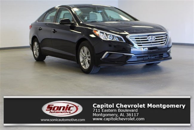 Used 2016 Hyundai Sonata 2.4L SE 4dr Sdn Sedan for sale in Montgomery, AL