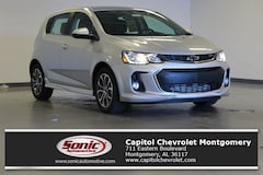 New 2019 Chevrolet Sonic LT Auto w/1SD Hatchback in Montgomery
