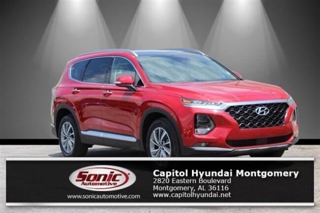 Used 2019 Hyundai Santa Fe Limited 2.4 SUV for sale in Montgomery, AL