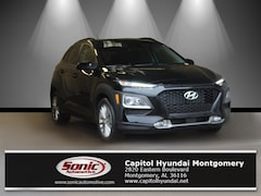 New 2018 Hyundai Kona SEL SUV for sale in Montgomery, AL