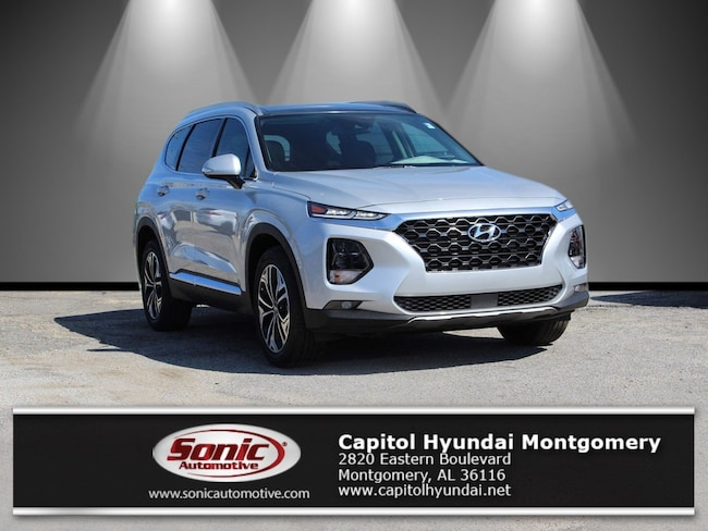 New 2019 Hyundai Santa Fe Limited 2.0T SUV for sale in Montgomery, AL