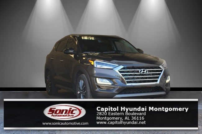 New 2019 Hyundai Tucson Limited SUV for sale in Montgomery, AL