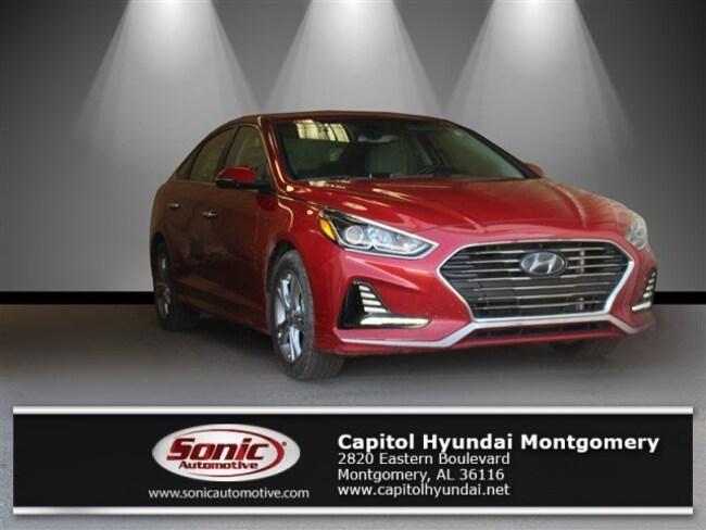 Certified 2018 Hyundai Sonata SEL Sedan in Montgomery