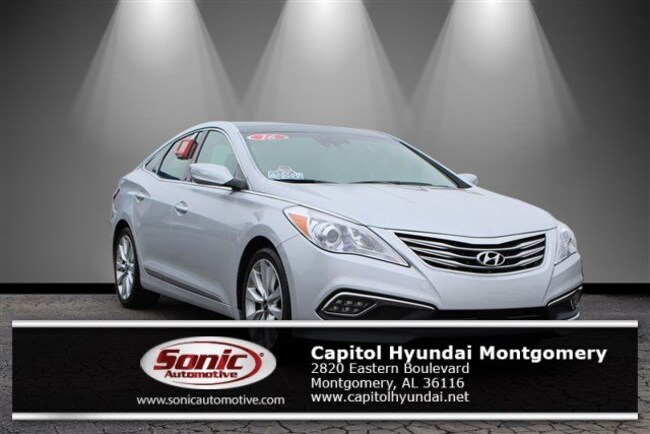 Used 2016 Hyundai Azera Limited Sedan for sale in Montgomery, AL