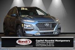 New 2019 Hyundai Kona Ultimate SUV for sale in Montgomery, AL