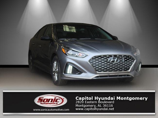 New 2019 Hyundai Sonata Limited Sedan for sale in Montgomery, AL