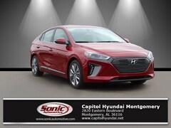New 2019 Hyundai Ioniq Hybrid Limited Hatchback for sale in Montgomery, AL