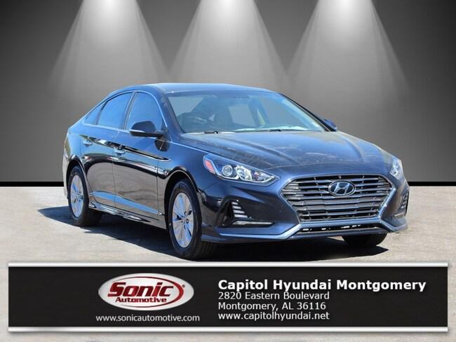 New 2019 Hyundai Sonata Hybrid SE Sedan for sale in Montgomery, AL