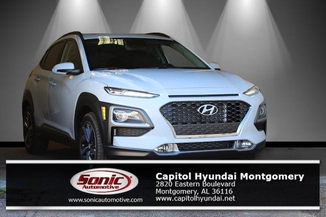 New 2019 Hyundai Kona Limited SUV for sale in Montgomery, AL