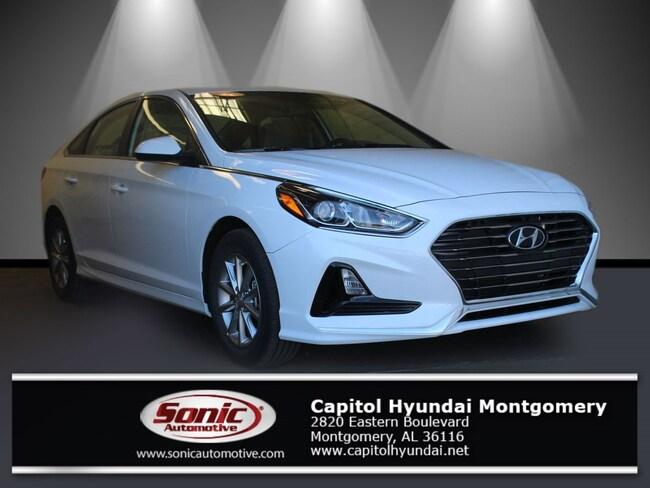 New 2018 Hyundai Sonata SE Sedan for sale in Montgomery, AL