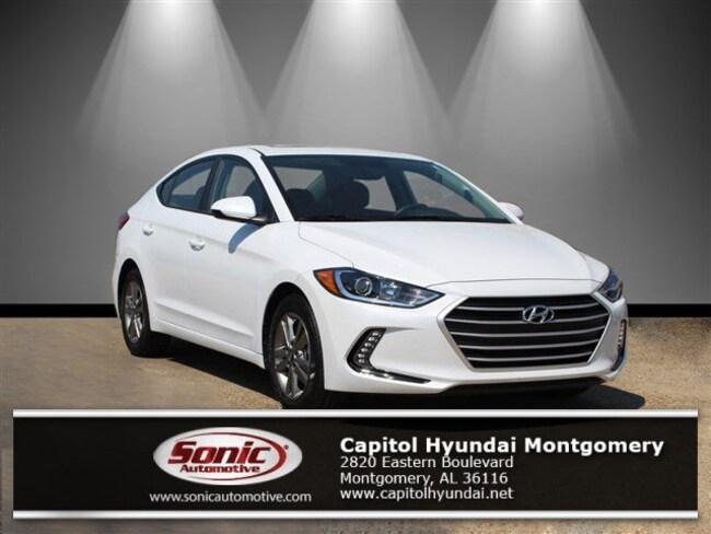 Certified 2018 Hyundai Elantra Value Edition Sedan in Montgomery
