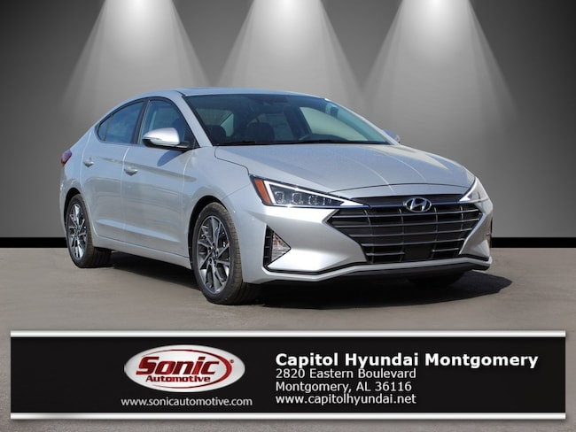 New 2019 Hyundai Elantra Limited Sedan for sale in Montgomery, AL