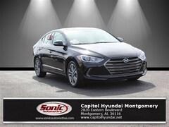 Used 2017 Hyundai Elantra Limited Sedan for sale in Montgomery, AL