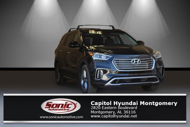 New 2019 Hyundai Santa Fe XL Limited Ultimate SUV for sale in Montgomery, AL