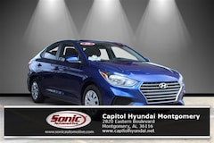 Used 2019 Hyundai Accent SE Sedan for sale in Montgomery, AL