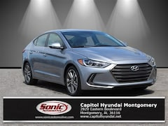 Certified Pre-Owned 2017 Hyundai Elantra Limited Sedan for sale in Montgomery, AL