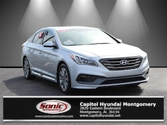 Certified Pre-Owned 2016 Hyundai Sonata Limited Sedan for sale in Montgomery, AL