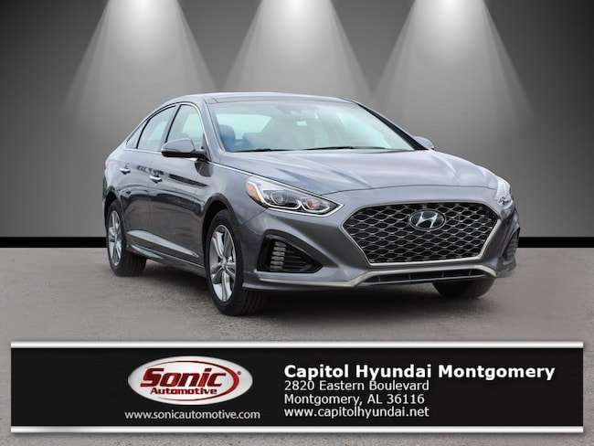 New 2019 Hyundai Sonata Limited Sedan for sale in Montgomery, AL