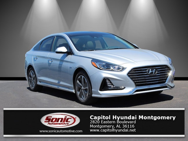 New 2019 Hyundai Sonata Hybrid Limited Sedan for sale in Montgomery, AL