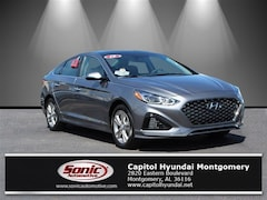 Certified Pre-Owned 2019 Hyundai Sonata Limited Sedan for sale in Montgomery, AL