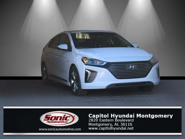 New 2019 Hyundai Ioniq Hybrid Limited Hatchback for sale in Montgomery, AL