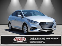 New 2019 Hyundai Accent SEL Sedan for sale in Montgomery, AL