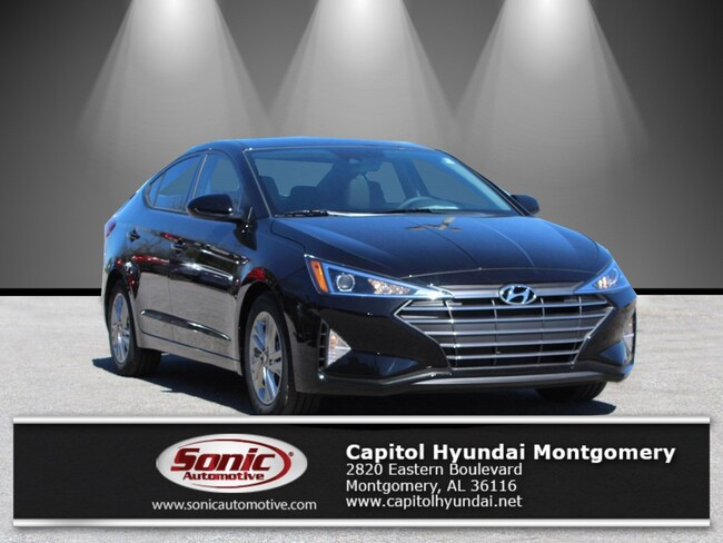 New 2019 Hyundai Elantra Value Edition Sedan for sale in Montgomery, AL
