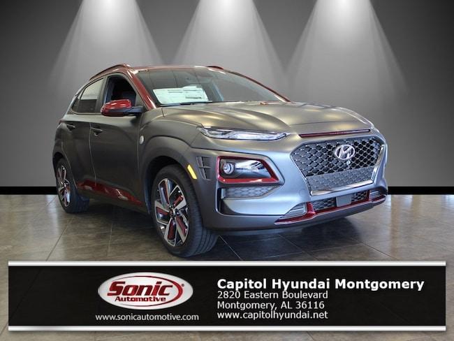 New 2019 Hyundai Kona Ultimate SUV for sale in Montgomery, AL