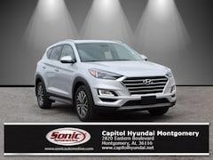 New 2019 Hyundai Tucson Limited SUV for sale in Montgomery, AL