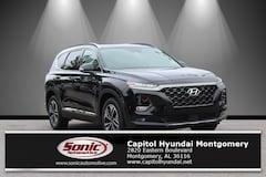 New 2019 Hyundai Santa Fe Limited 2.0T SUV for sale in Montgomery, AL
