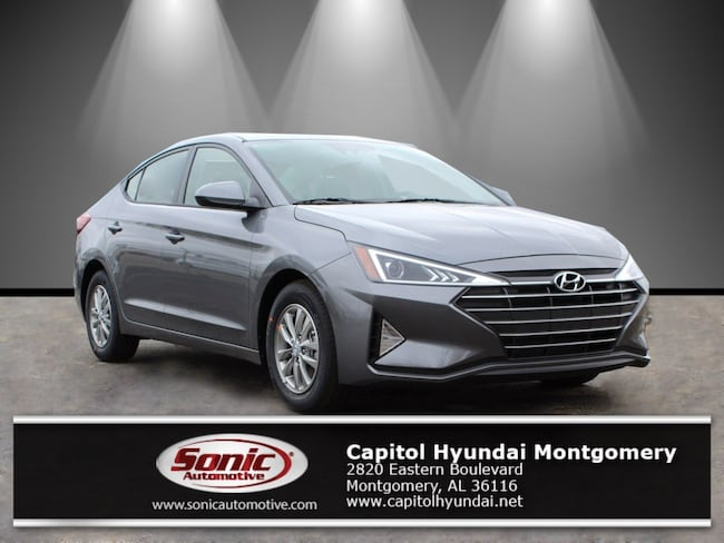 New 2019 Hyundai Elantra ECO Sedan for sale in Montgomery, AL