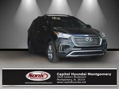 New 2019 Hyundai Santa Fe XL SE SUV for sale in Montgomery, AL